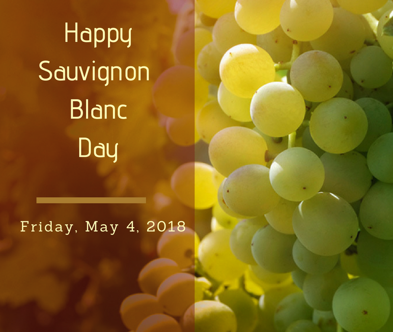 Happy Sauvignon Blanc Day