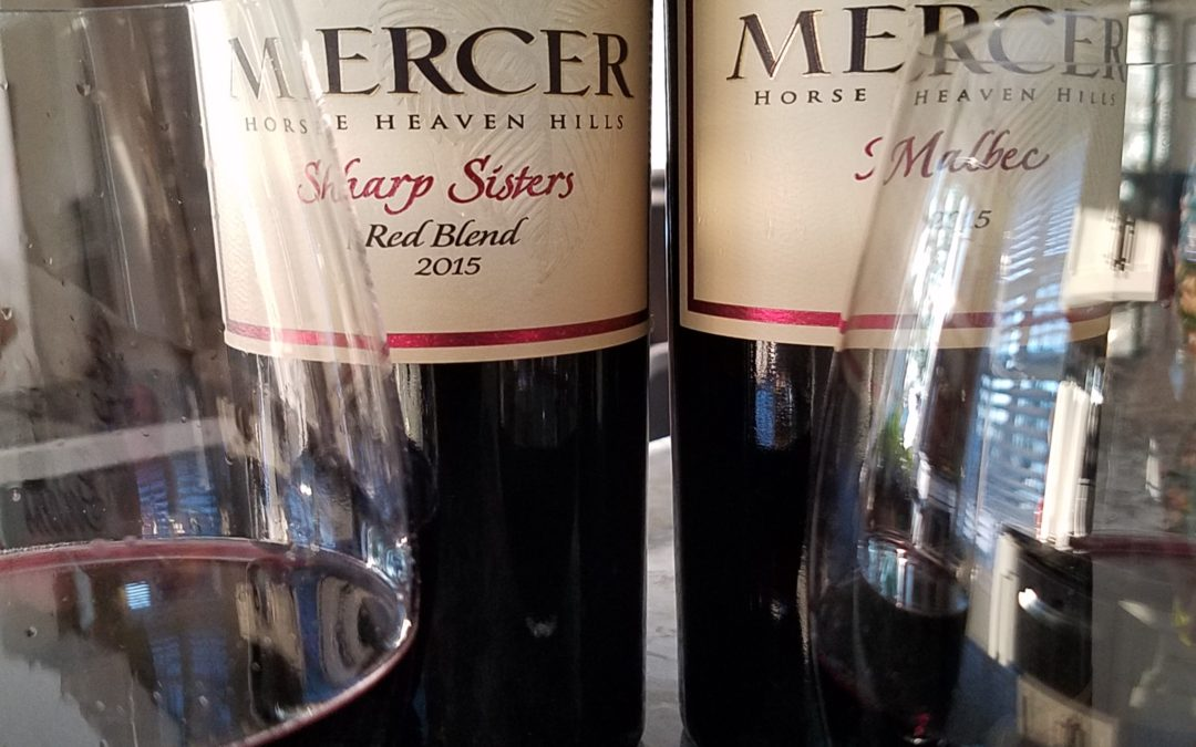 Mercer Wines the Foundation of Horse Heaven Hills