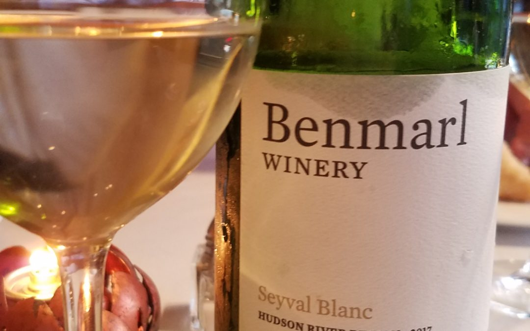 The Best Seyval Blanc I've Tasted