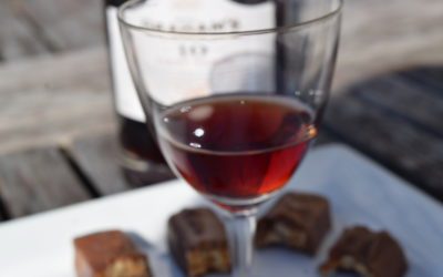 Halloween Candy Pairing: Graham's 10 Year Tawny Port and Snickers