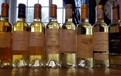 Introduction to Golden Bordeaux Wines