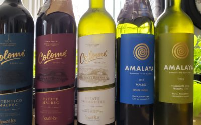 Celebrate Malbec Day with the Colomé Family