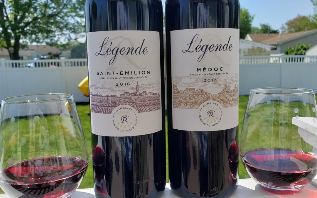 Making Bordeaux Affordable – Légende Wines