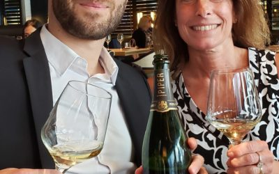From Improv to Cellar Master: Meet Émilien Boutillat Cellar Master at Piper-Heidsieck