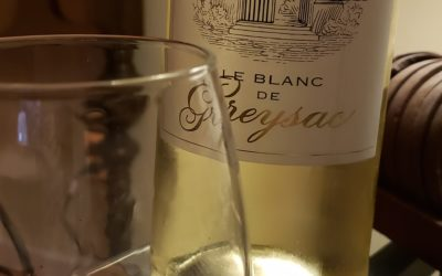 Le Blanc de Greysac 100% Bordeaux Sauvignon Blanc