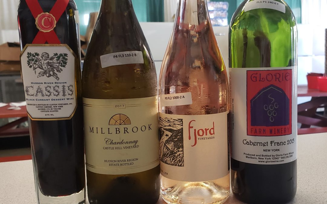 Hudson Valley Wine & Spirits Competition – Results