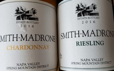 Head to the Mountains with Smith-Madrone