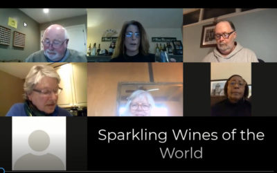Sparkling Wines of the World Seminar