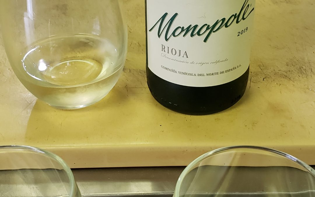 Kitchen Wine: Monopole 2019