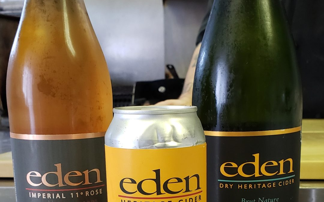 Kitchen Wine: Eden Cider