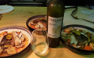 Kitchen Wine: Terlato Pinot Grigio