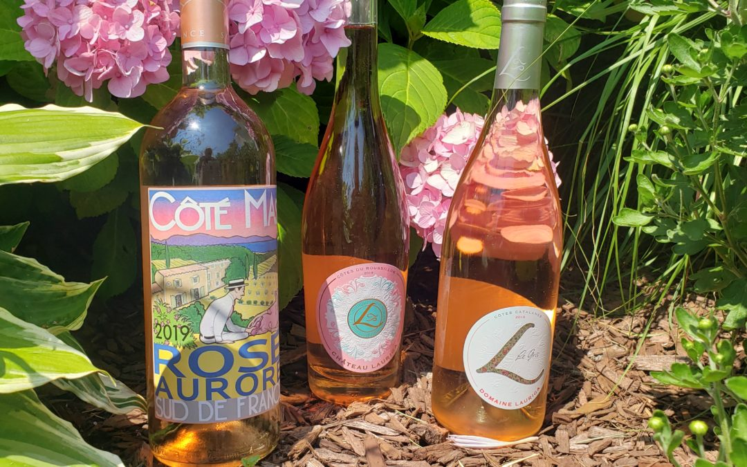 The Rosè Wines of Domaines Paul Mas Shine on the Terroirs of Langeudoc