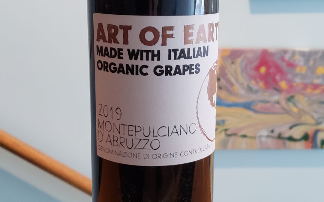 Kitchen Wine: Art of the Earth