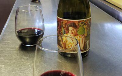 Kitchen Wine: 2017 Riccitelli Tinot de la Casa Malbec