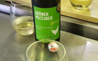 Kitchen Wine: Gruner Veltliner