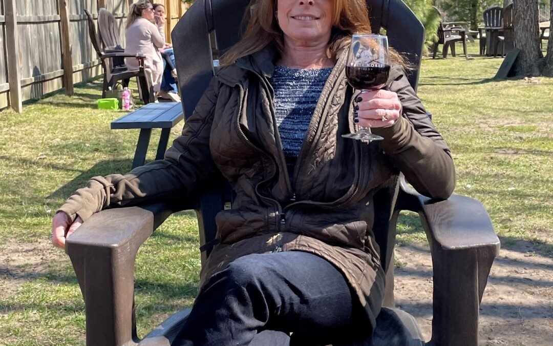 Out at the Wineries March 2021