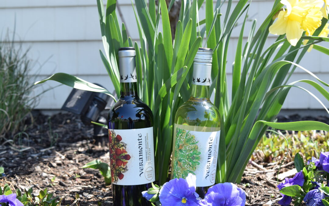 Celebrate Earth Day with Veramonte Organic Wines